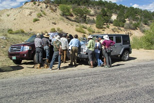 Discussing pre-Bull Lake outwash gravels